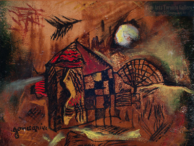 Valeriu Conceariuc - Nocturn (2002)