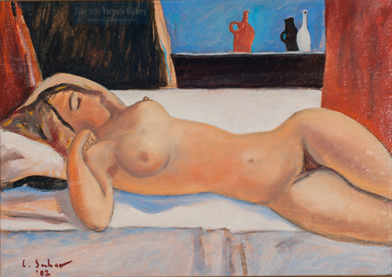 Liviu Suhar - Nude (2002)